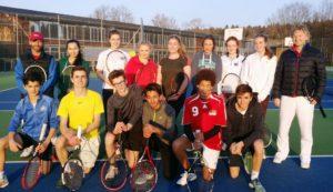 MIS Tennis