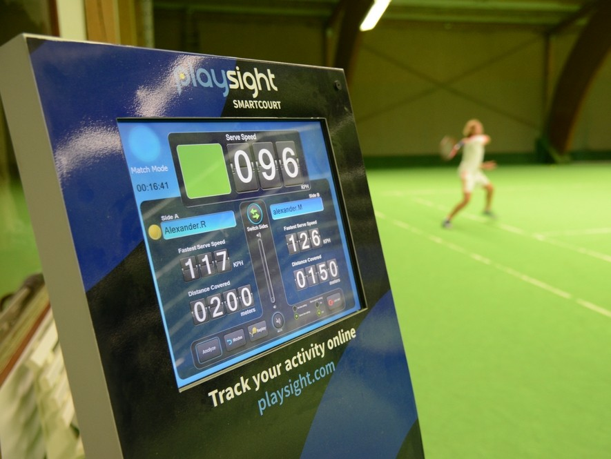 Tennis Raschke startet mit Vollgas in den Winter 2019/20