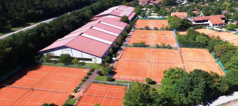 Tennis Raschke öffnet wieder