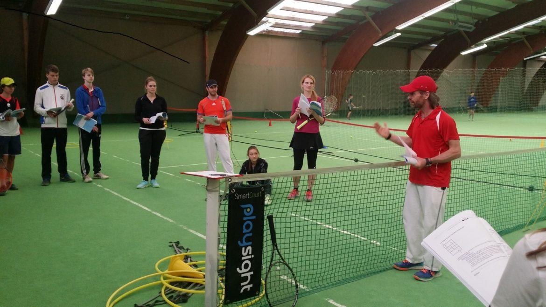 Trainerausbildung und -fortbildung bei Tennis Raschke in Taufkirchen
