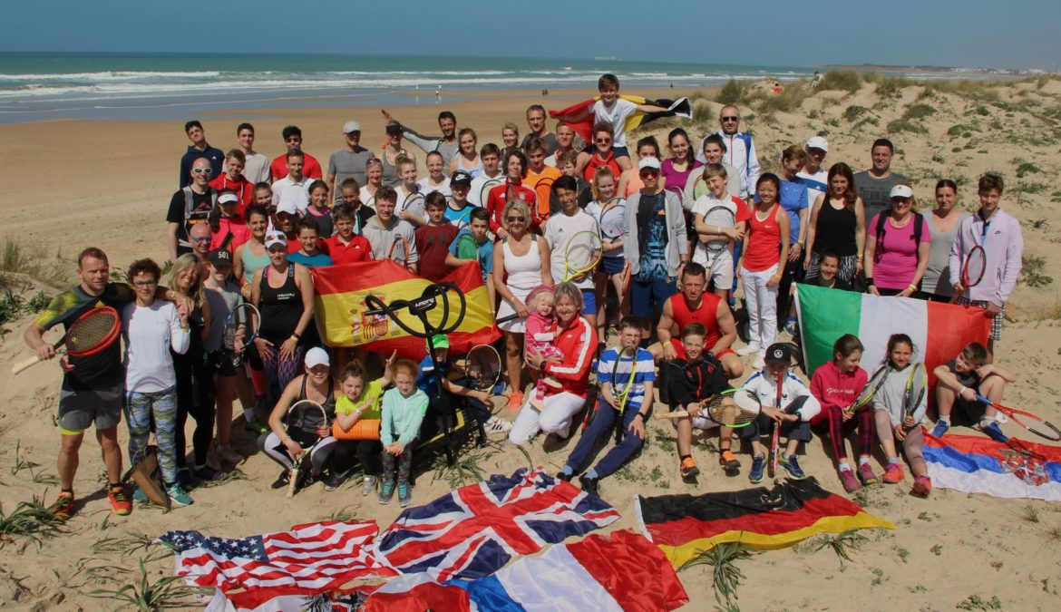 Ostercamp 2019 - Tennis und Fitness in Andalusien