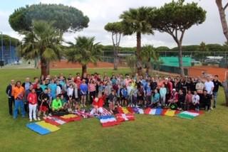 Tenniscamp in Andalusien ein voller Erfolg!