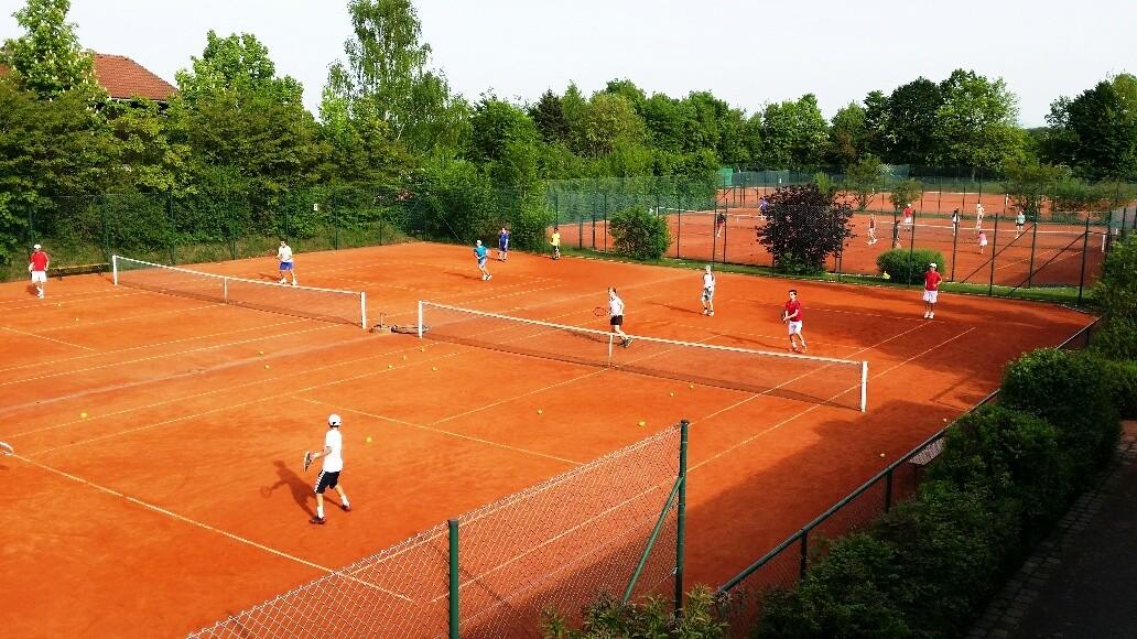 Tennis Raschke – Wir sind startklar!