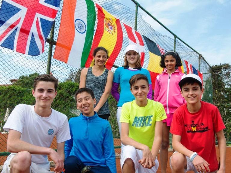 tennis feriencamps