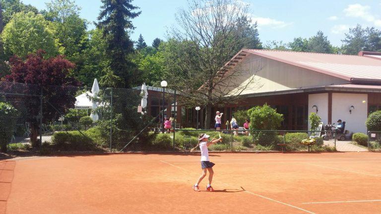 Tennis lernen München