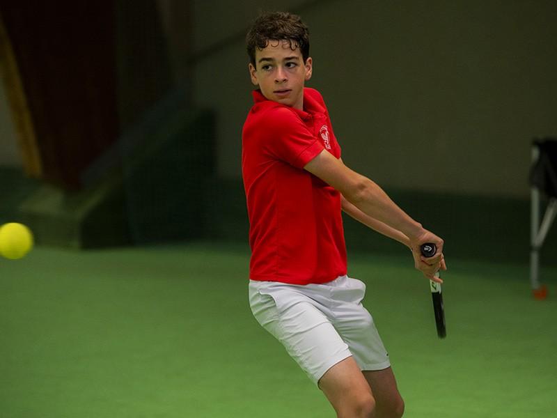 Tennis Raschke - Training in der Lockdown-Zeit