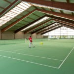 Tennis Raschke Indoor Tennis Corona