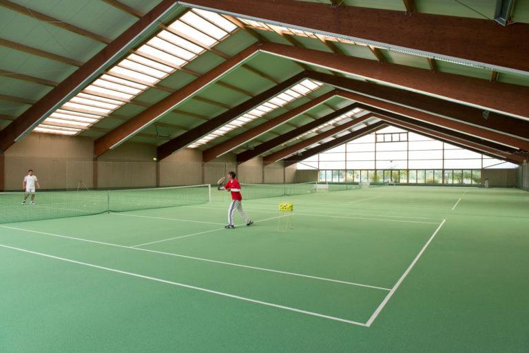 Tennis Raschke Indoor Tennis Corona